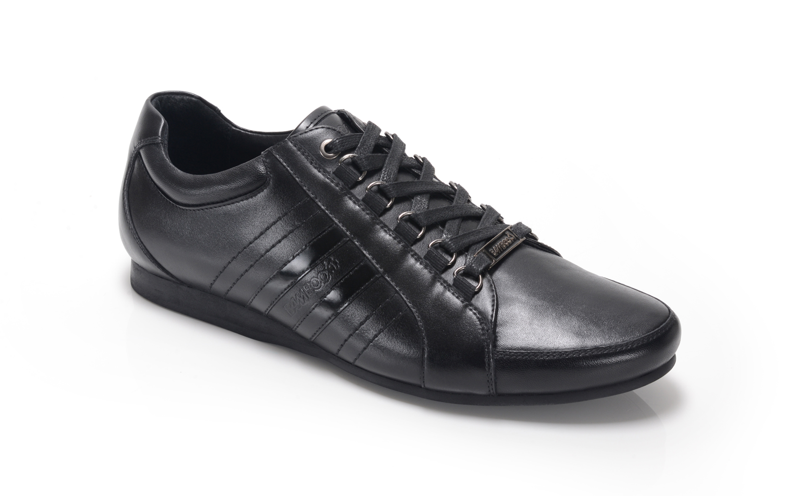 Black Leather Shoes Online